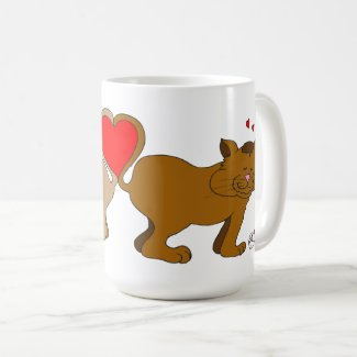 Cats in love Mug