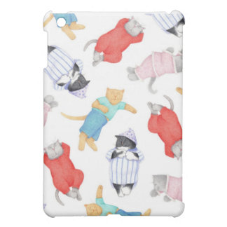 Cats in Pajamas ipad Case