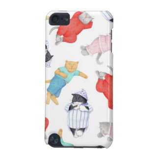 Cats in Pajamas  iPod Touch 5G Covers