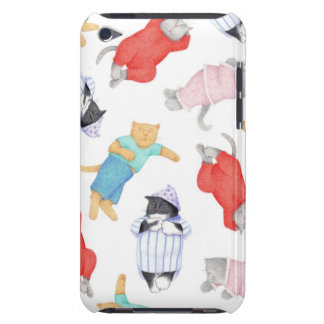 Cats in Pajamas ipod Touch Case