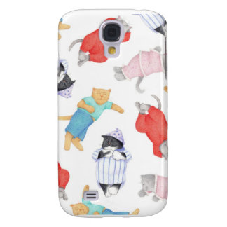 Cats in Pajamas Samsung Galaxy S4 Case