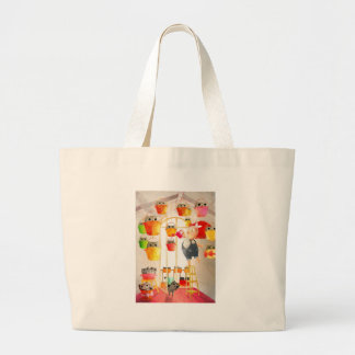 Cats in The Attic Tote Bags