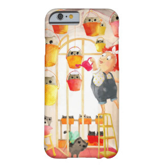 Cats in The Attic Barely There iPhone 6 Case