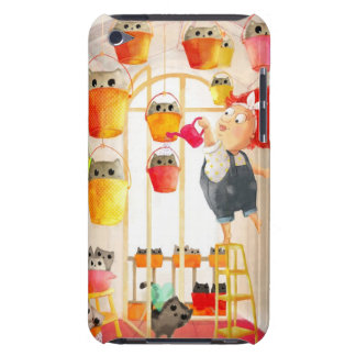 Cats in The Attic Barely There iPod Cover