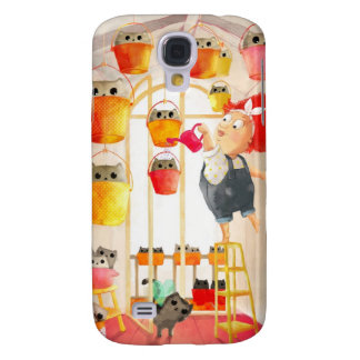 Cats in The Attic Galaxy S4 Covers