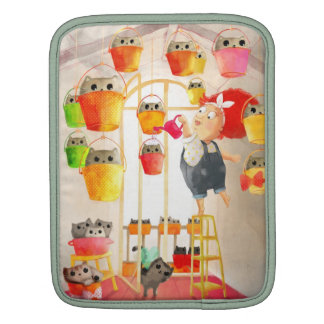 Cats in The Attic Sleeve For iPads