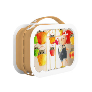 Cats in The Attic Lunchboxes
