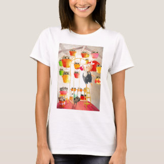 Cats in The Attic T-Shirt