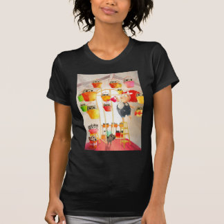 Cats in The Attic Tshirts