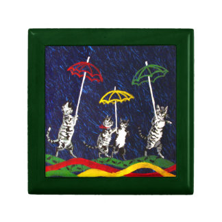 Cats in the Rain Gift Box