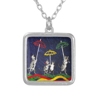 Cats in the Rain Jewelry