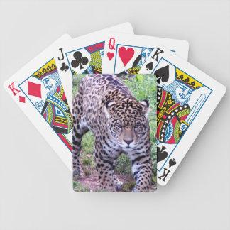 Cats Jaguar Safari Jungle Destiny Nature Peace Bicycle Playing Cards