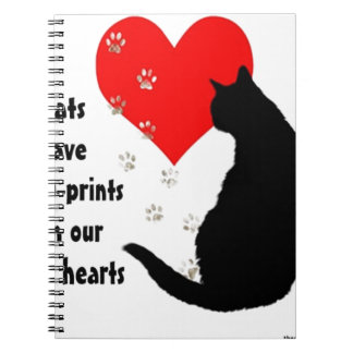 cats_leave_pawprints2.jpg spiral notebooks