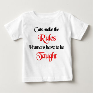 Cats Make The Rules 1 Shirt