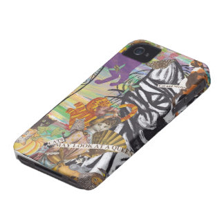 Cats May Look at a Queen Case-Mate ID iPhone 4/4S iPhone 4 Case