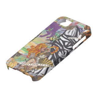 Cats May Look at a Queen Case-Mate ID iPhone 5 iPhone SE/5/5s Case
