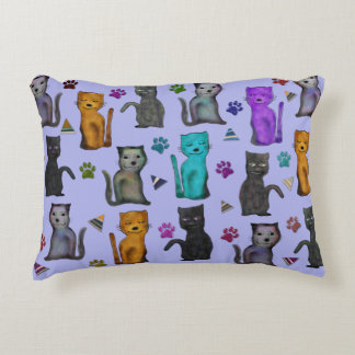 Cats Meow Accent Pillow