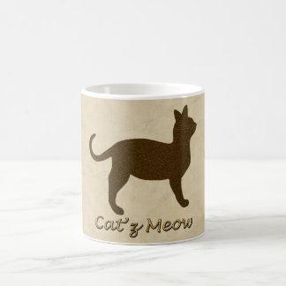 Cat's Meow Coffee Mug