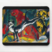 cats mouse pad