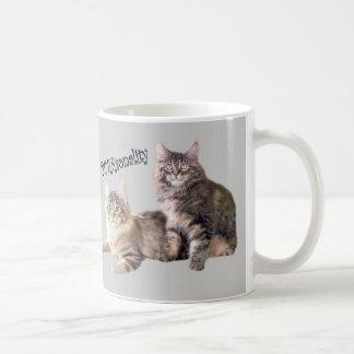 Cats Mug PURRsonality