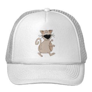 Cats 'n' Dogs · Brown Cat Trucker Hat