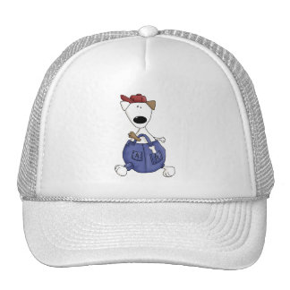 Cats 'n' Dogs · Dog in Overall Trucker Hat