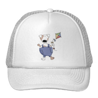 Cats 'n' Dogs · Dog with Kite Trucker Hat