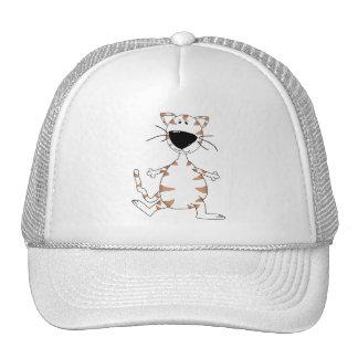 Cats 'n' Dogs · White Cat Trucker Hat