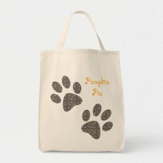 Cat's Name Tote Bag