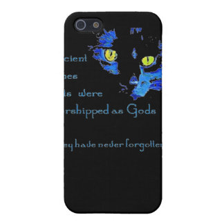 Cats Never Forget Case For iPhone SE/5/5s