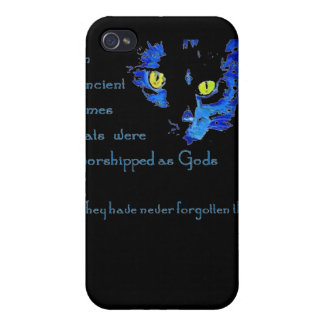 Cats Never Forget iPhone 4/4S Cases