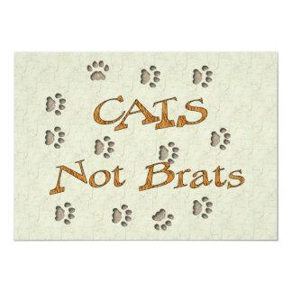 Cats Not Brats Announcements