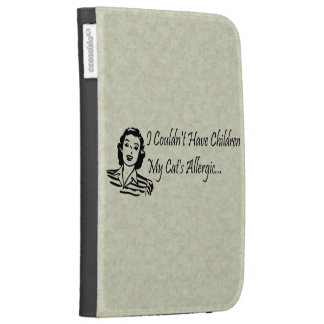 Cats Not Kids Case For Kindle