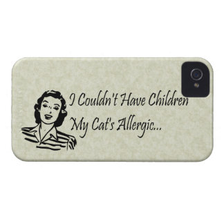 Cats Not Kids Case-Mate iPhone 4 Case