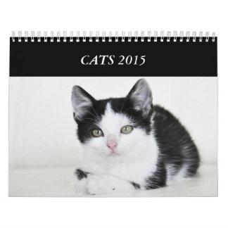 Cats of All Seasons   2015 Calendar