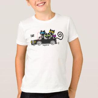Cats of race T-Shirt