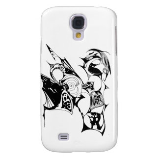 Cats of War and Love Samsung S4 Case