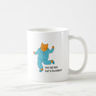 CAT'S PAJAMAS - boy Coffee Mug