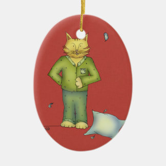 Cat's Pajamas Ornament