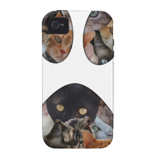 Cats Paw Case-Mate iPhone 4 Cover