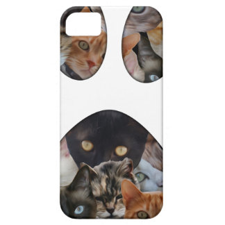 Cats Paw iPhone SE/5/5s Case