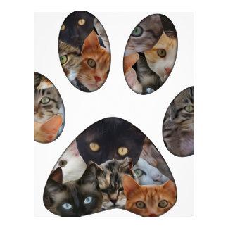 Cats Paw Letterhead