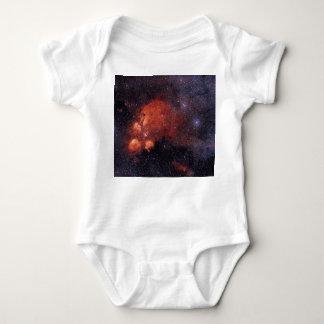 Cat's Paw Nebula NGC 6334 Bear Claw Gum 64 Baby Bodysuit