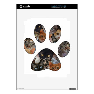 Cats Paw Skins For The iPad 2