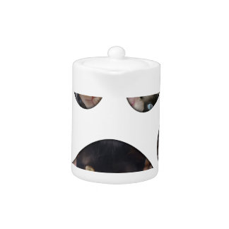 Cats Paw Teapot
