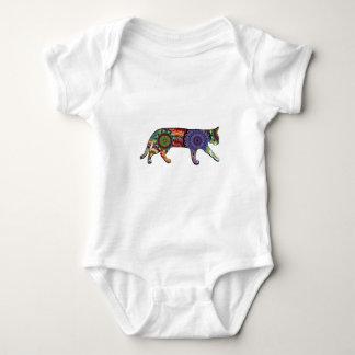 Cat's Play Baby Bodysuit
