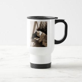 Cats' Playtime Travel Mug