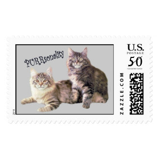 Cats Postage PURRsonality