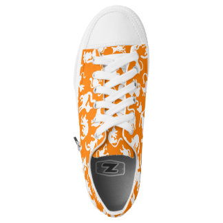 Cats Printed Shoes