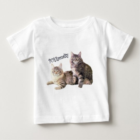 CATS Purrsonality Todler T-Shirt